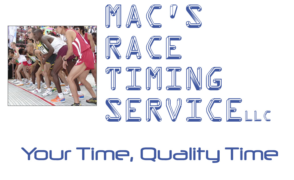 Mac's Race Timing Service